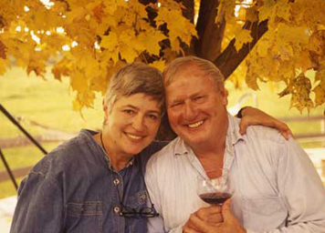 Bob and Susan Jasse - Alyson's Orchard