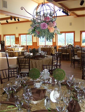 Special Events at Alyson's orchard weddings
