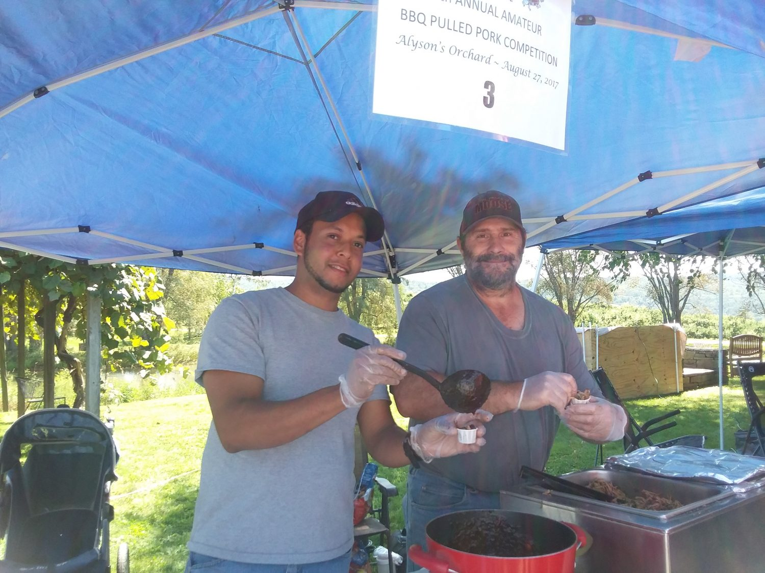 6th Annual Amateur Pulled Pork BBQ Competition