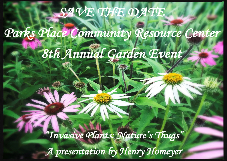 Parks Place Garden Event