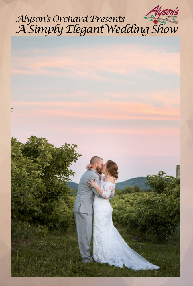 Alysons Orchard A Simple Elegant Wedding Show 2018